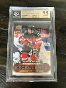 2015-16 Young Guns Canvas Poe C270 Connor Mcdavid Rc Bgs 9.5 With 10 Gem Mint