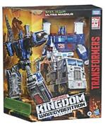 Transformers Kingdom Ultra Magnus Wars For Cybertron Leader Class Decals Instock