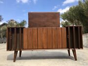 Mid Century Modern Zenith Stereo Console - Local Pick Up Only