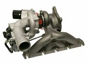 Turbocharger With Exhaust Manifold For 2006-2008 Vw Jetta 2007 C441rv