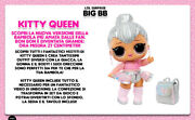 Lol Surprise Big Bb Doll Kitty Queen 28 Cm Collection 2021 Family Omg Kitty K