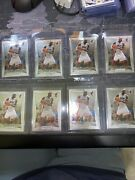 Lot Of 8 2012-13 Panini Prizm Lebron James 1 - First Year Prizm