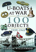 Wwii Double Veteran Signed Collectible Book U-boats At War 100 Objects 1939-45