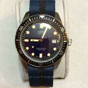 oris Divers 65 Water Resistant 10bar/100m Menand039s Watch Analog Swiss Made