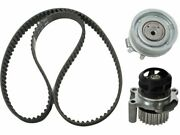Timing Belt Kit And Water Pump For 1999-2005 Vw Jetta 2000 2001 2002 2003 H666zw