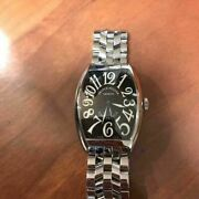 Franck Muller Geneve Analog Wristwatch For Adult Shipped From Japan