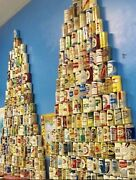 Collectable Pull Tab Beer Cans