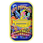 Rock Legends Fab4 Yellow Submarine Rolling Tray 10 X 6 Inches