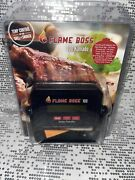 Flame Boss 100 For Your Kamado Bbq - Temp Control For Your Grill Or Smoker