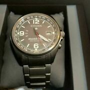 Citizen Promaster X Mont-bell Collaboration Analog Wristwatch For Men With Box