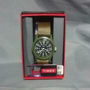 Mwc Water Resistant Analog Wristwatch For Men Shipped From Japan