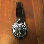 Omega Seamaster Co-axial Planet Ocean Swiss Made Analogue Wristwatch For Men