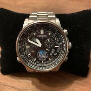 Citizen Promaster Limited Quantity Analog Wristwatch With Box Shipped From Japan