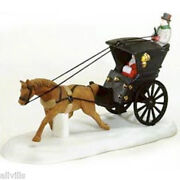 King's Road Cab 55816 Dept 56 Retired Dickens Village Great Display