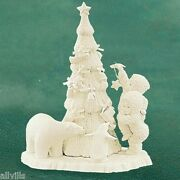 Lift Me Higher I Canand039t Reach 68632 Dept 56 Retired Snowbabies