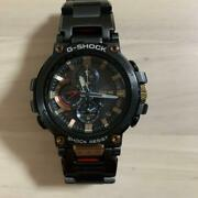Casio G-shock 35th Anniversary Limited Mt-g Magma Ocean Tough Solar Menand039s Watch