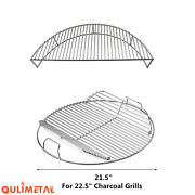 Cooking Grate Warming Rack For Weber 22.5 One-touch Bar-b-kettle Charcoal Grill