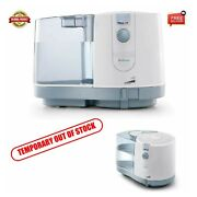 Holmes Cool Mist Humidifier With Filter Monitor For Medium Rooms White Free Ship