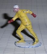 Johillco John Hill And Co Vintage Lead Very Rare Speed Skater Ex Cond F/s