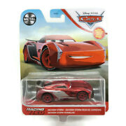 Disney Pixar Cars Racing Red Jackson Storm Diecast Toy New Free Shipping