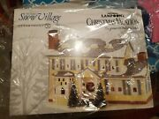 Dept 56 National Lampoon's Christmas Vacation The Griswold Holiday House Nib