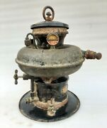 1930 Antique Old Rare Collectible Petromax No.834 Kerosene Lamp Made In Germany