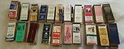 Vintage Matchbook Collection 1940 - 70 Lot Of 1000 Pennsylvania