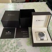 Tag Heuer Formula 1 Stainless Steel Wristwatch For Men With Box Japan Shipped