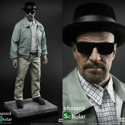 Cgltoys Ms01 Breaking Bad Walter White 1/4 53cm Limited Figure Collectible New
