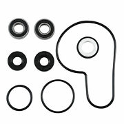 Water Pump Repair Kit Fit For Suzuki Drz400sm 2005-2009 Drz400s 2000-2017
