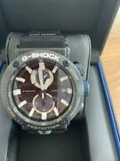 casio G-shock Gwr-b1000-1a1jf Carbon Core Guard Structure Digital Menand039s Watch