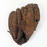 Macgregor Gc 28 Willie Mays Personal Model Baseball Glove Usa Lht Right Catch