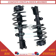 Front Quick Complete Strut And Coil Spring Assembly For 2009-12 Volkswagen Routan