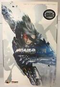 Hot Toys Metal Gear Rising Revengeance Special Edition Vgm No.17 Figure W/ Box