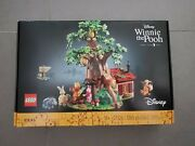 Lego 21326 Ideas Winnie The Pooh Brand New And Sealed In Hand Ship Now