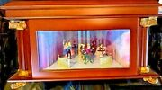 Mr. Christmas Gold Label Animated Music Box Turning Ballerinas And 1 Disc