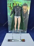 Hot Toys Mms472 Loki Ragnarok 1/6 Action Figureand039s Body With Cape Shirt And Belt