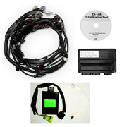 And03921 Kawasaki Zx10r / Rr Krt Racing Kit Ecu Harness Adapter Cable Set In Stock