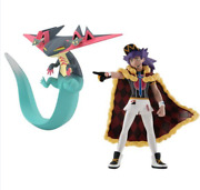 Pokemon Scale World Galar Leon And Dragapult Japan New 1/20 Scale Pocket Monster