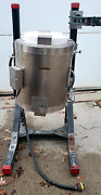 Applied Test Systems Series 3210 Split Tube Furnace 2200°f 1200°c Free Ship
