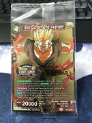Dragon Ball Super Card Game- Championship 2019 Finalist Gold Stamped