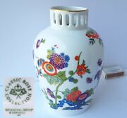 Vase Rosenthal Group Germany, Classic Rose Collection, Japanese Type K893