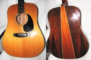 s.yairi Yd-302 1973 Natural Acoustic Guitar Shipped From Japan