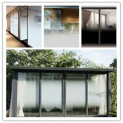 Dot Gradient Home Window Film Privacy Self Adhesive Glass Film For Office Mall