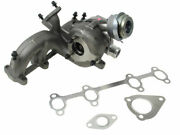 Turbocharger For 2000-2004 Vw Jetta 2001 2002 2003 Y871kd Turbocharger -- New