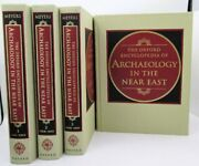The Oxford Encyclopedia Of Archaeology In The Near East Five Volume Set
