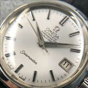 omega Seamaster Chronometer Cal.562 Automatic Date Stainless Steel Men's Watch