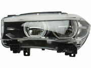 Left Headlight Assembly For 2014-2015 Bmw X5 F15 G221xj