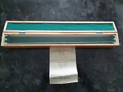 Measure Of Length Is Dashed Bar Type Ii B Category 3 L-400mm 0.1 Mm Ussr