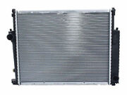 Front Radiator For 1996-1999 Bmw 328i 2.8l 6 Cyl Gas 1997 1998 Q323cf